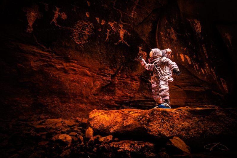 Post-Future Astronaut Theorist